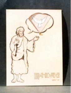Péter Jézusról tanít