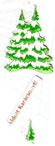 Csomagolófólia karácsonyra