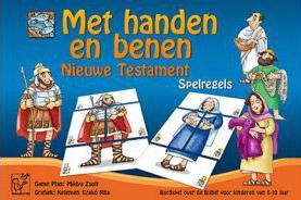 Met handen en benen (holland Kezes-lábas)